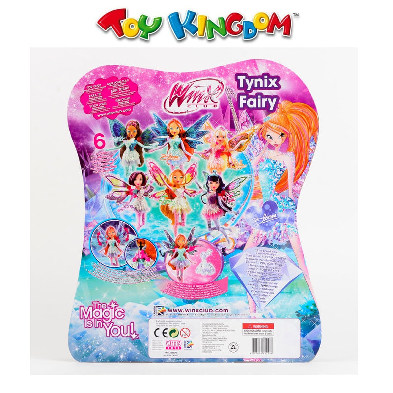 Winx Club Tynix Fairy Musa Doll
