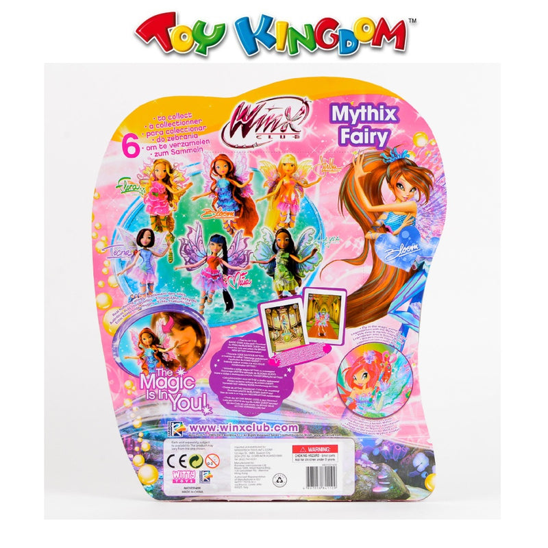 Winx Club Mythix Fairy Stella Doll