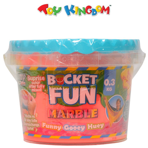 Slimy 0.3 Kg Bucket Fun Marble for Kids