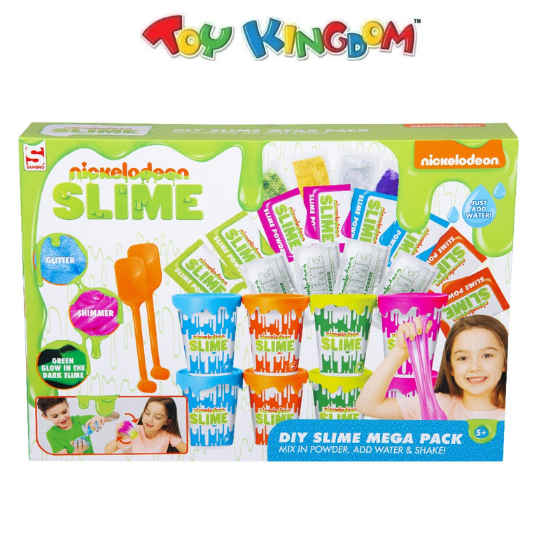 Nickelodeon Slime Mega Pack Toy for Kids