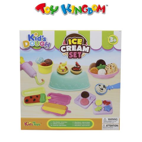 Kid's Dough Ice Cream Set
