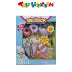 Small Chef Ice Cream Playset for Kids