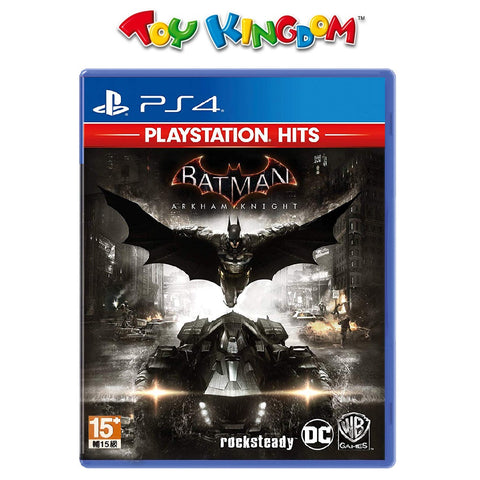 PS4 Batman Arkham Knight (R3)