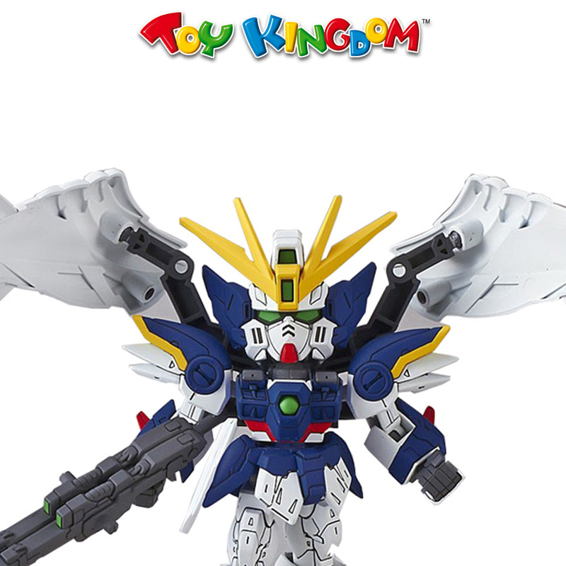 Bandai SD EX-Standard: Wing Gundam Zero(EW) Action Figure for Boys