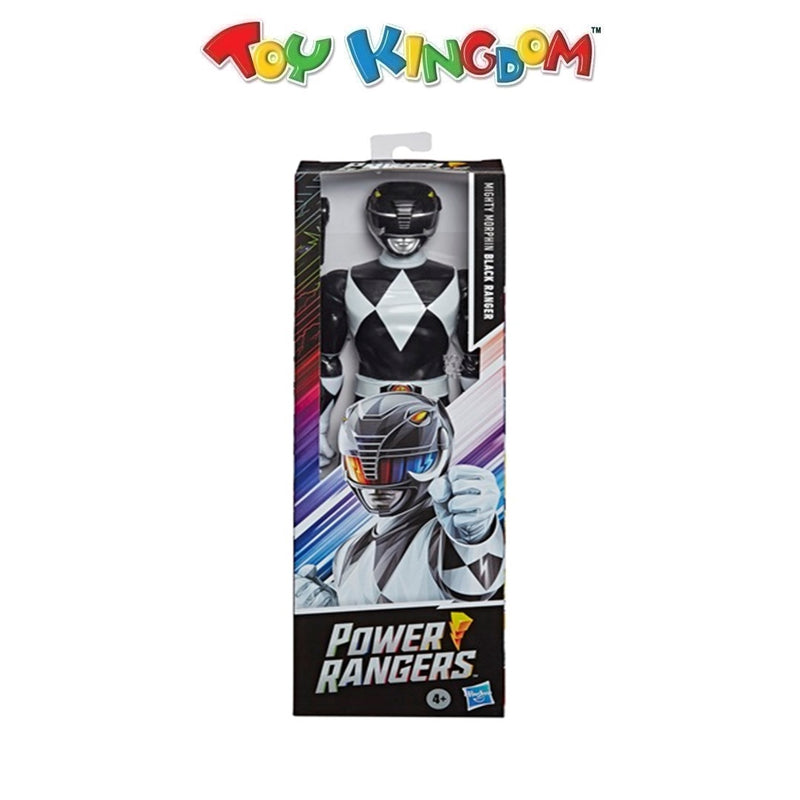 Mighty Morphin Black Ranger Figures toys for boys