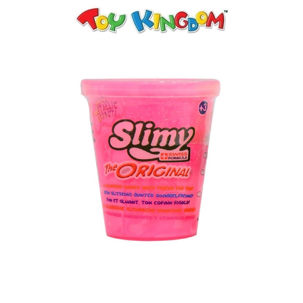 Joker Slimy The Original - Pink Slime Toys for Kids