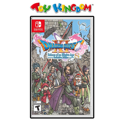 Nintendo Switch Dragon Quest XI S: Echoes Of An Elusive Age