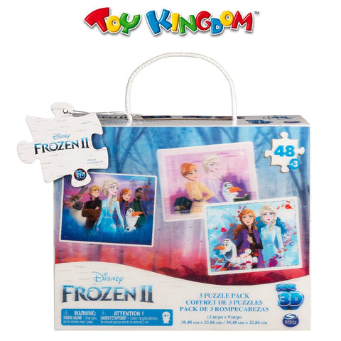 Disney Frozen 2 48-Piece 3D Puzzle