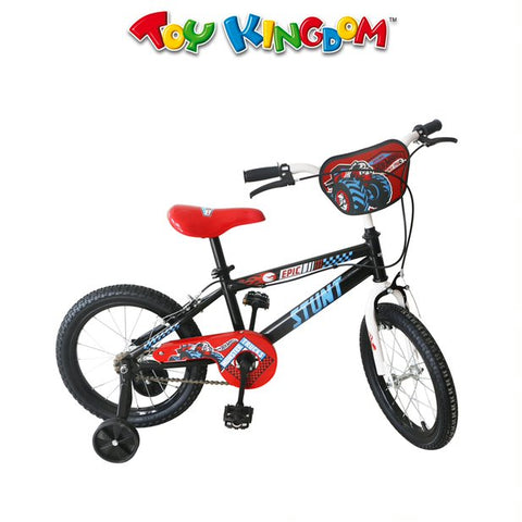 Hot Wheels 16-inch Bike with Training Wheels for Boys