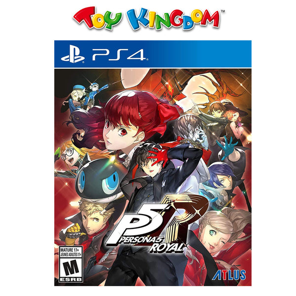 PS4 Persona 5 The Royal (R3)