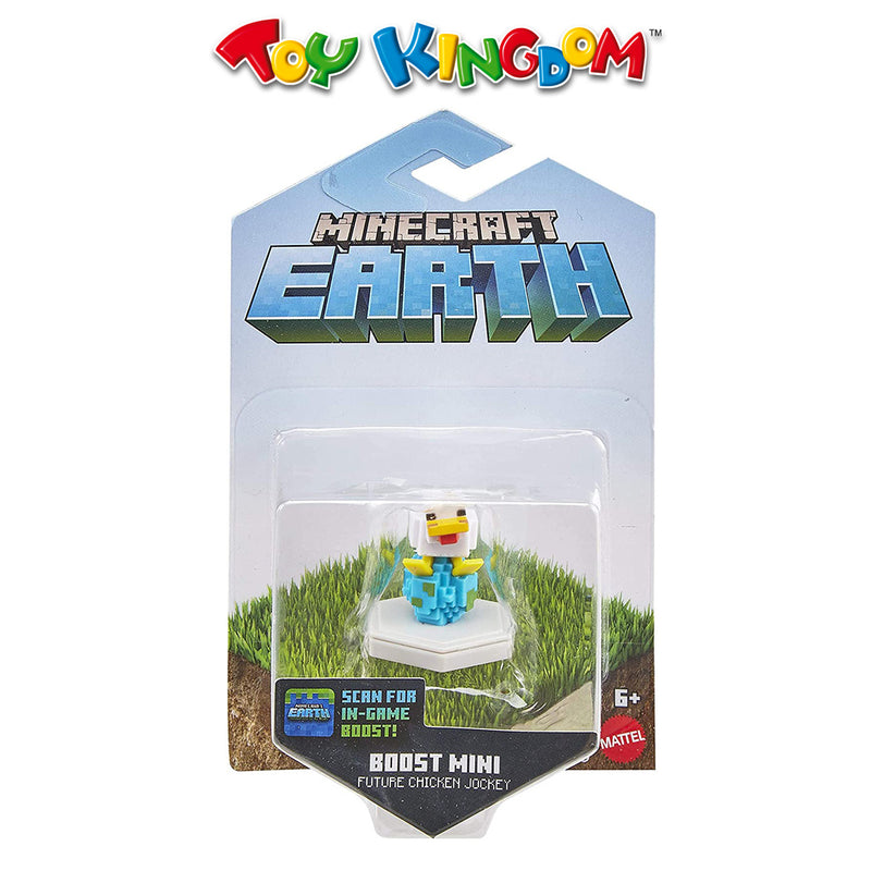 Minecraft Boost Mini Figure Singles - Chicken Toy for Boys