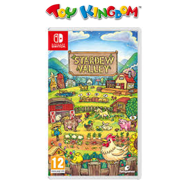 NS Stardew Valley (EU)