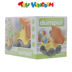 Construction Vehicle Series Dumper with Blocks 9pcs for Kids