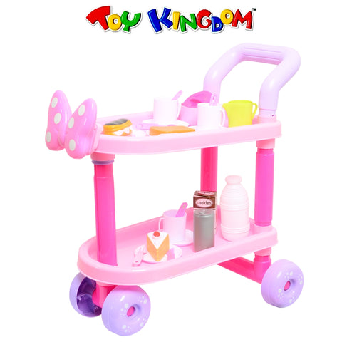 Dessert Trolley Toy for Girls
