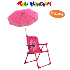 My Little Pony Chair with Umbrella Set for Girls