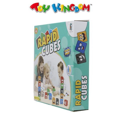 Rapid Cubes Game for Kid