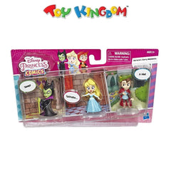 Disney Princess Comics Dolls Sleeping Beauty Aurora's Story Moments Long Walks Mini Figure for Kids