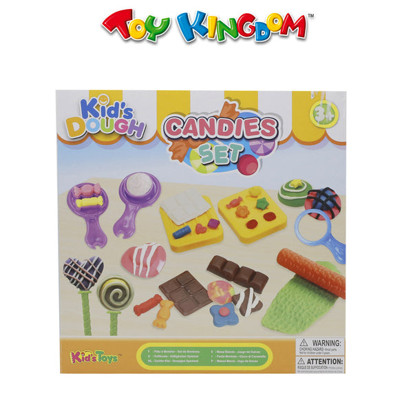 Kid's Dough Candies Set for Kids