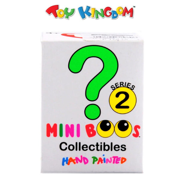 Mini Boos Hand Painted Collectibles Series 2