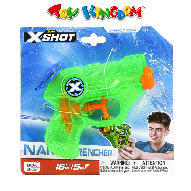 Zuru X Shot Nano Drencher Toys for Kids