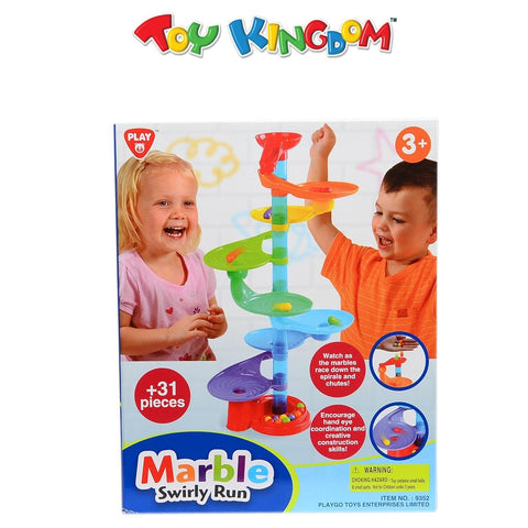 PlayGo Marble Swirly Run for Kids