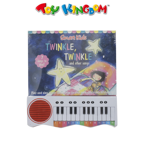 Learning is Fun Smart Kids Twinkle, Twinkle Sing Along