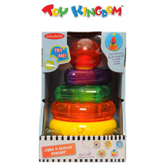 Light n Sounds Stacker for Toddlers