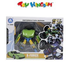 X Force Deformation Series Green for Kids