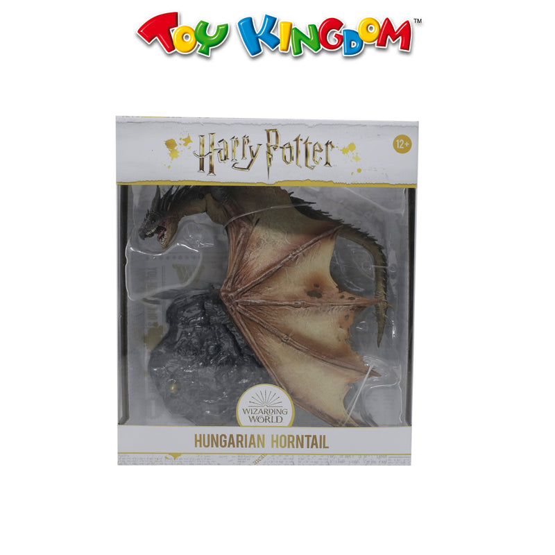 Mcfarlane Harry Potter Hungarian Horntail Action Figure Toy for Boys