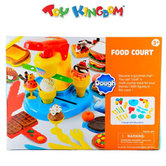PlayGo Food Court Dough Playset