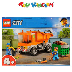 Lego City Perfect Start Garbage Truck Playset for Kids