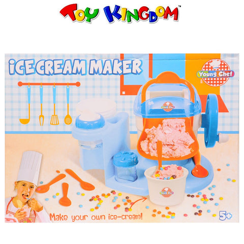 Young Chef Ice Cream Maker Toy for Kids