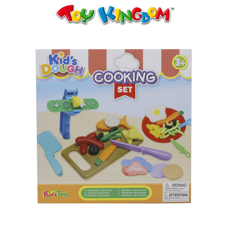 Kids Dough Cooking Set for Kids