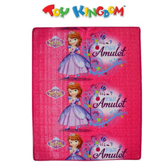 Disney Sofia the First Magic Amulet Rolled Mat