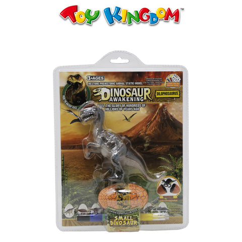 Dinosaur Awakening Dilophosaurus for Kids