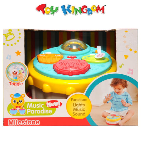 Milestone Musical Paradise Toy for Toddlers