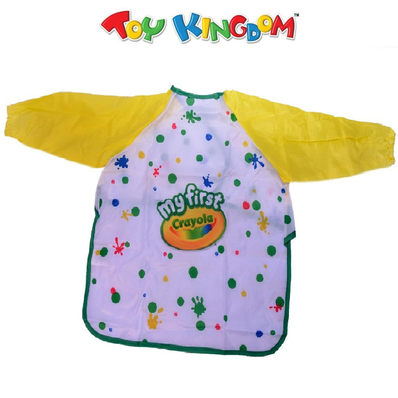 Crayola My First Art Smock for Kids