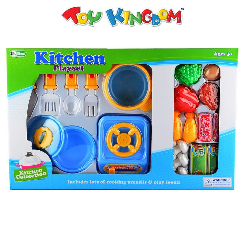 Kidshop Kitchen Playset