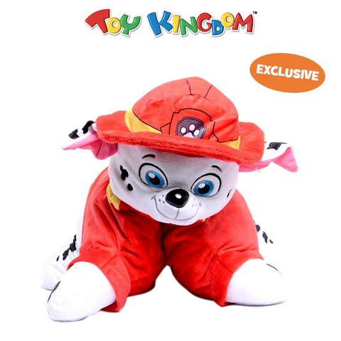 Paw Patrol Marshall Foldable Pillow for Kids