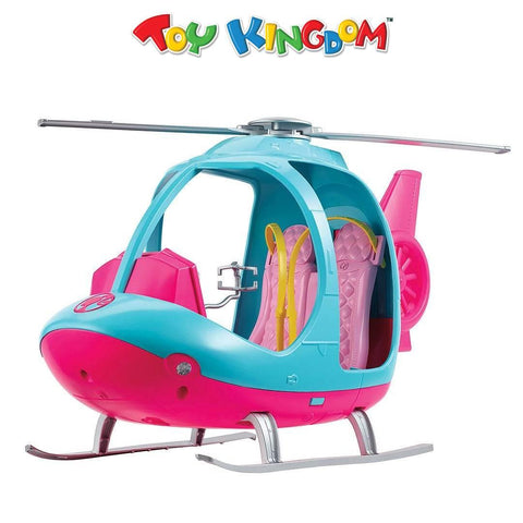 Barbie Dreamhouse Adventures Travel Helicopter Doll Accessories for Girls