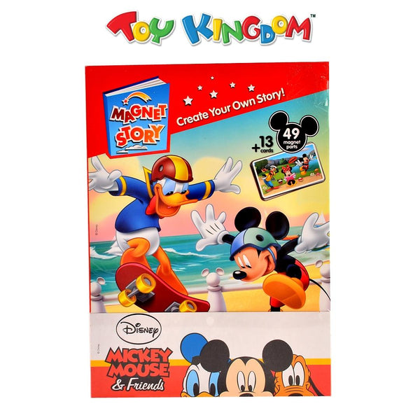 Magnet Story Disney Mickey Mouse and Friends Create Your Own Story