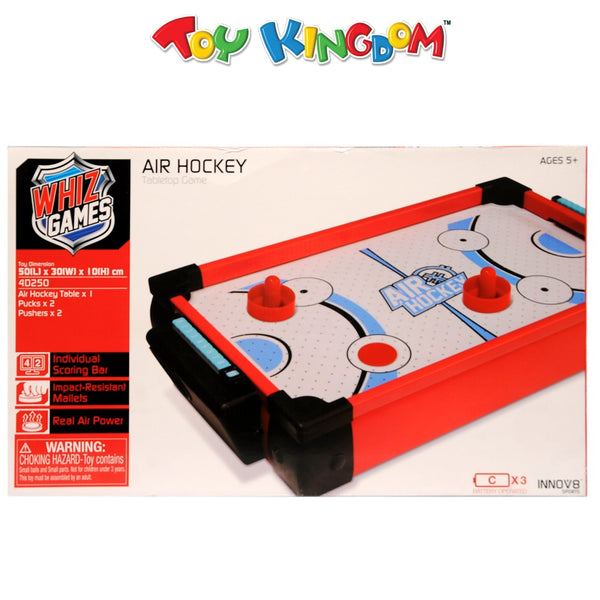Air Hockey Tabletop Game Set for Kids