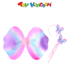 Princess Fairy Wings (Multicolor) for Girls