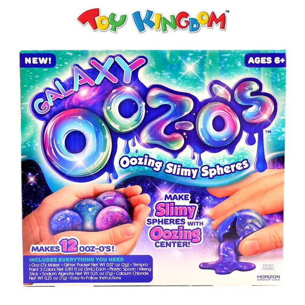 Galaxy Ooz-o's Oozing Slimy Spheres