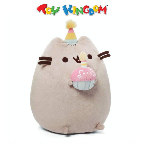 Pusheen Birthday Plush 10.5 Inches