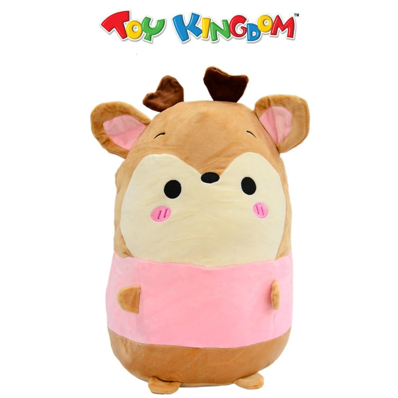 16-inch Egg Deer Plush Toy for Kids