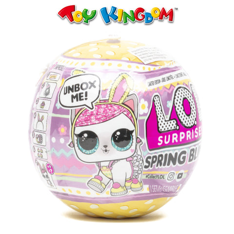 LOL Surprise Spring Bling Pets