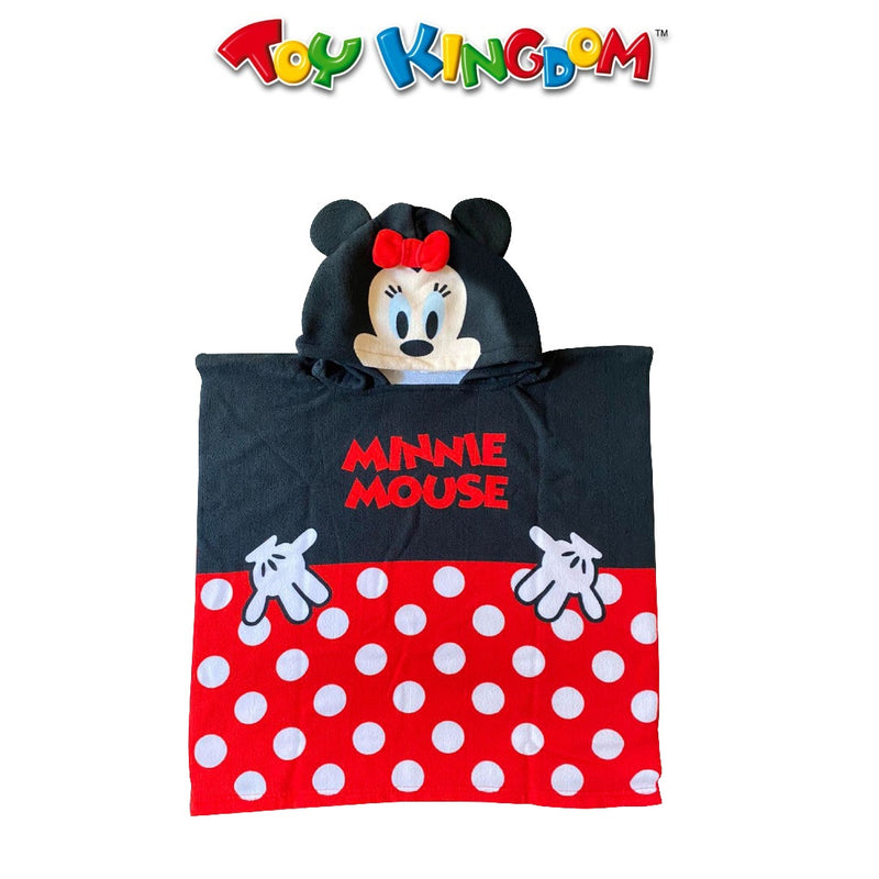 Disney Minnie Hooded Towel for Kids
