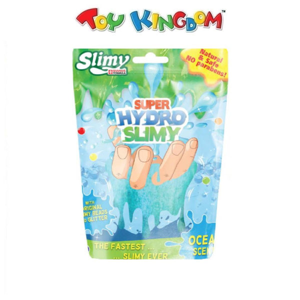 Slimy Super Hydro Slimy (Ocean) for Kids