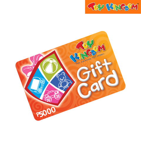 P5000 TK ELECTRONIC GIFT CARD